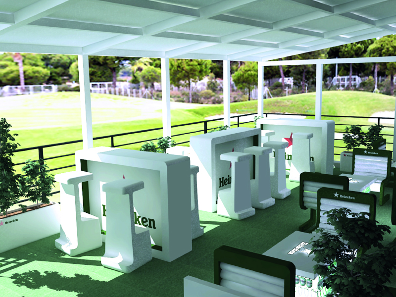 Campo de golf La Fabula2