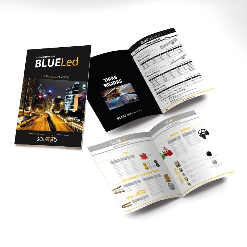 Catalogo marca propia BlueLed