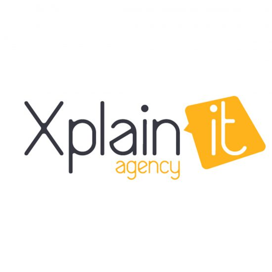 Logo Xplain It Agency