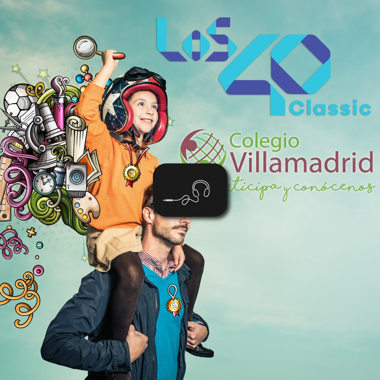 Campaña publicitaria para Colegio Villamadrid